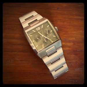 Used Mens Guess Watch - Made of Steel